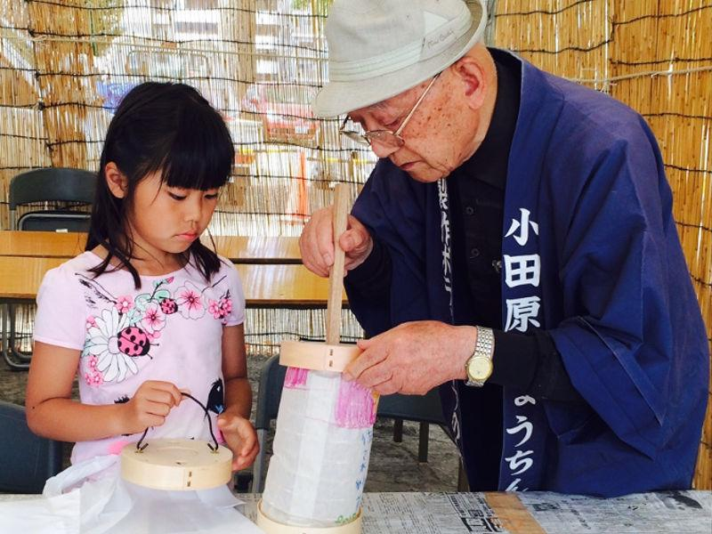 Odawara Lantern Making Workshop